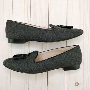 Vince Camuto Shoes - Vince Camuto | Grey Ekora Loafers